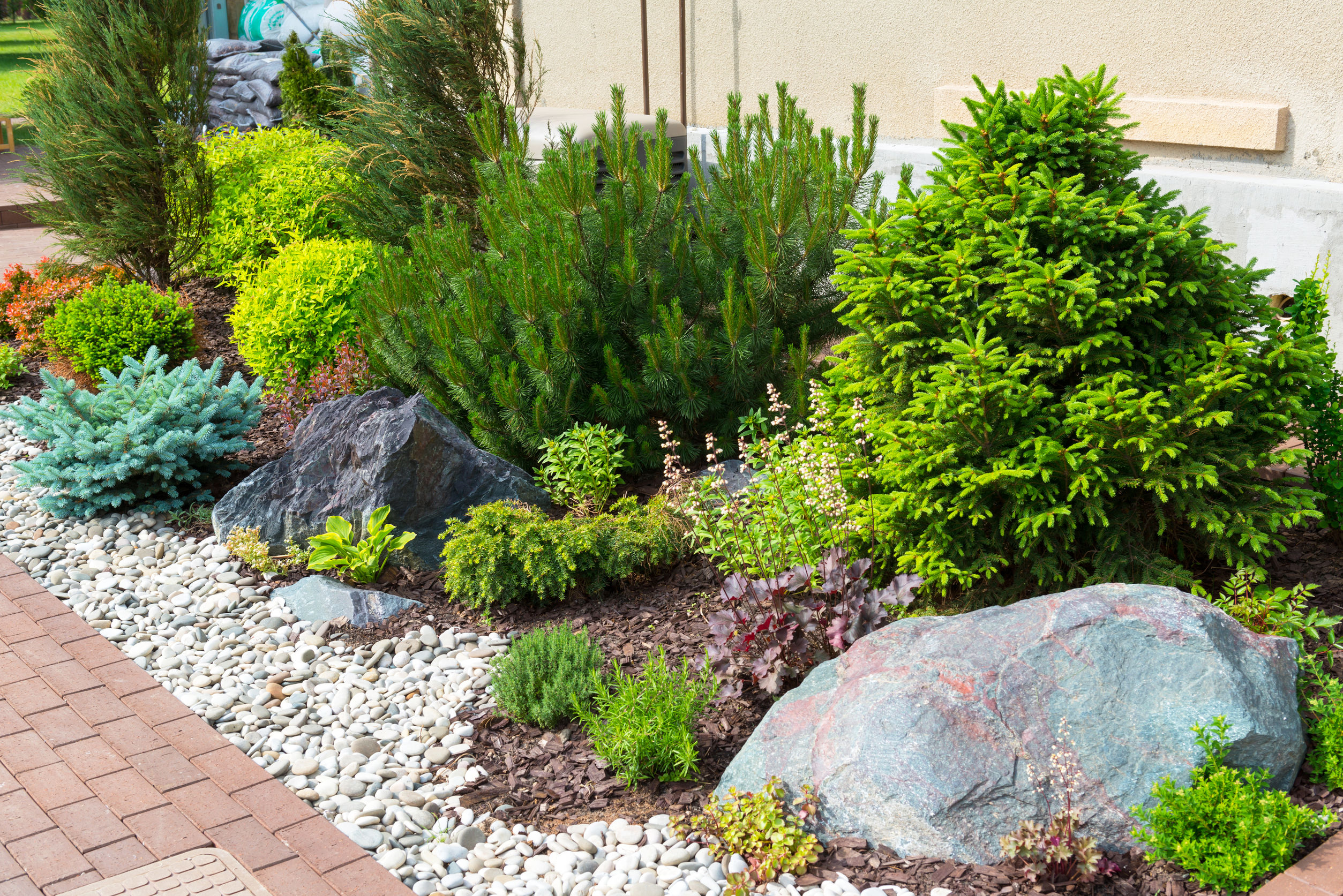 Commercial Landscape Design Henderson Nv Private Greens